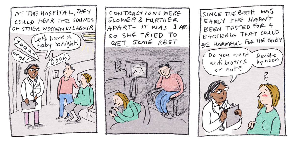 'Mom Body' Comic Nails The Emotional Exhaustion (And ...