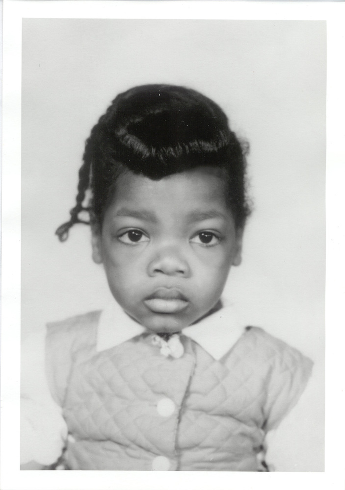 """Oprah says she's not the only one who had this hairstyle at 2 years old. """"Every black woman of a certain age will notice this"""