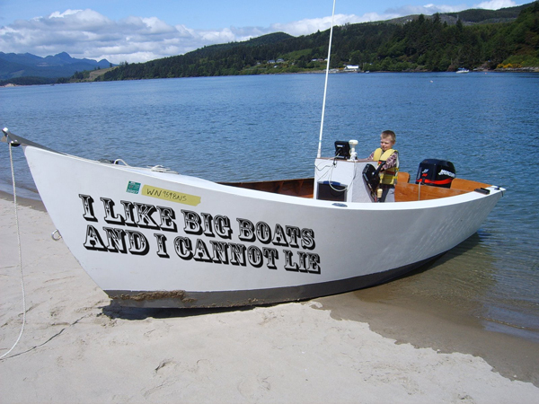 Thats What A Good Boat Name Is All About