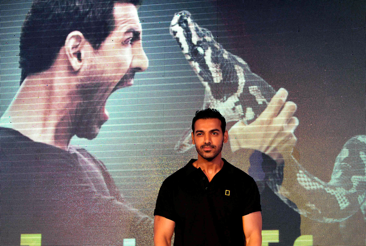 John Abraham's poster for PETA, where he's seen freeing birds, has garnered a lot of attention. But the actor has done a lot