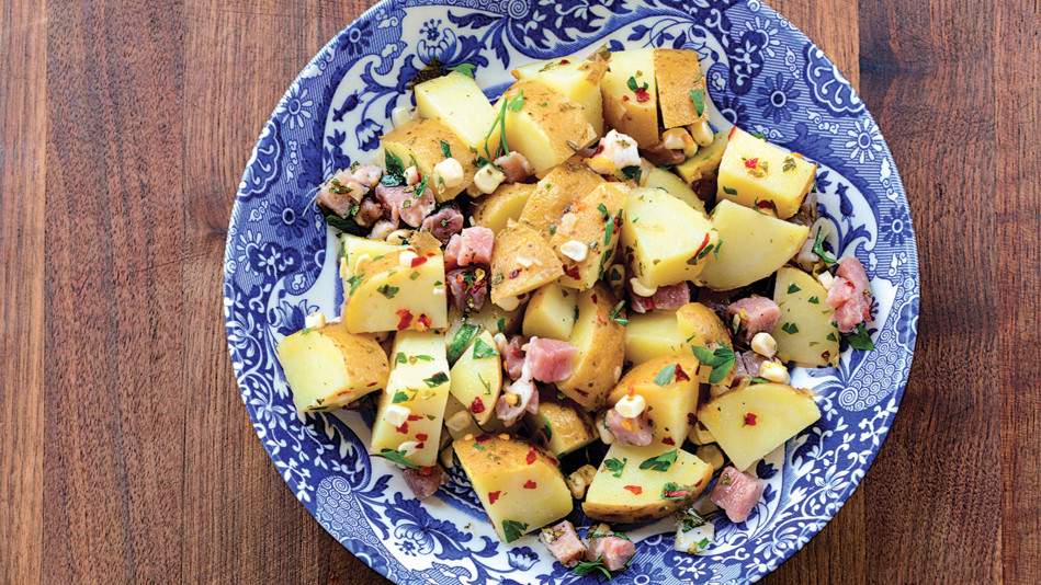 """This easy, summery dish, from the new cookbook <em><a href=""""http://www.amazon.com/Made-America-Collection-Classic-Recipes/dp/"""