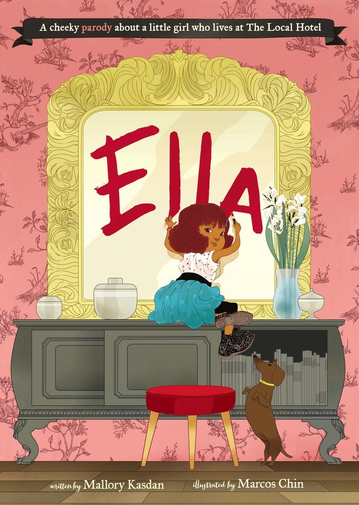 It's a new century, and we need a new spoiled hotel dweller to love. Eloise, meet Ella. Ella is an urban child who lives at T