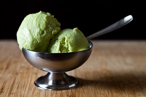 """<strong>Get the <a href=""""http://food52.com/recipes/17937-avocado-gelado"""" target=""""_blank"""">Avocado Gelado recipe</a> from Food5"""