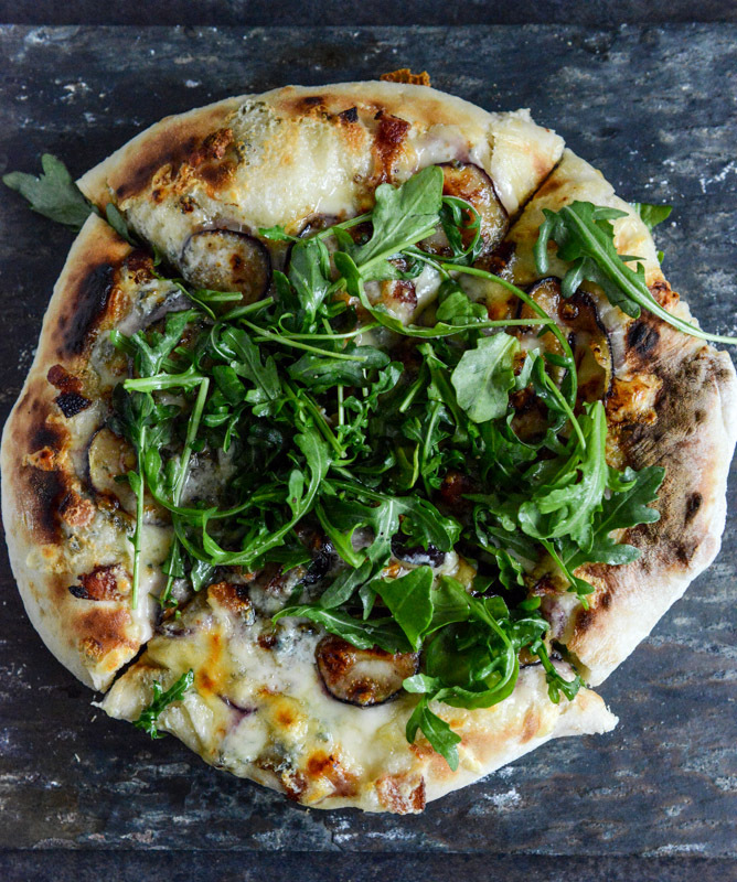 "<strong>Get the <a href=""http://www.howsweeteats.com/2013/06/fresh-fig-bacon-blue-cheese-pizza/"" target=""_blank"">Fresh Fig, B"