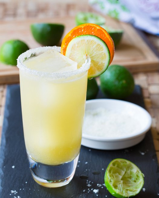 "<strong>Get the <a href=""http://www.aspicyperspective.com/2014/05/margaritas-best-margarita-recipe.html"" target=""_blank"">Clas"