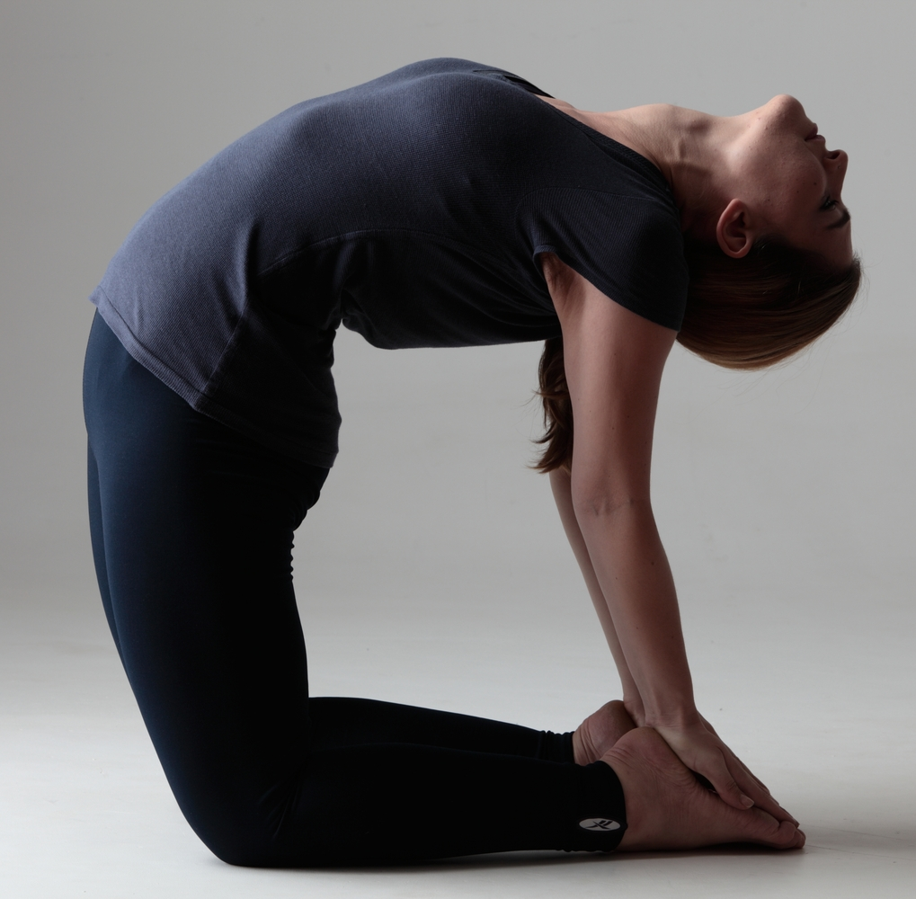 This posture unblocks your whole body by opening your hips and spine, building better endurance. It also helps in de-stressin