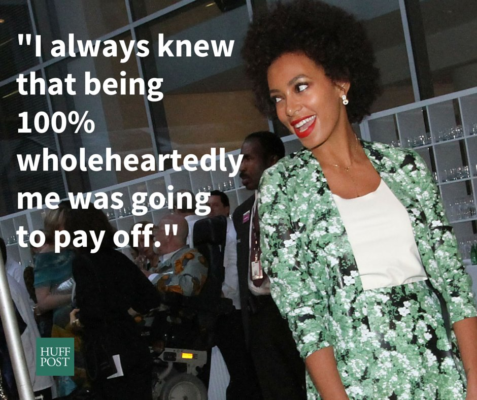 The 11 Realest Solange Knowles Quotes Huffpost