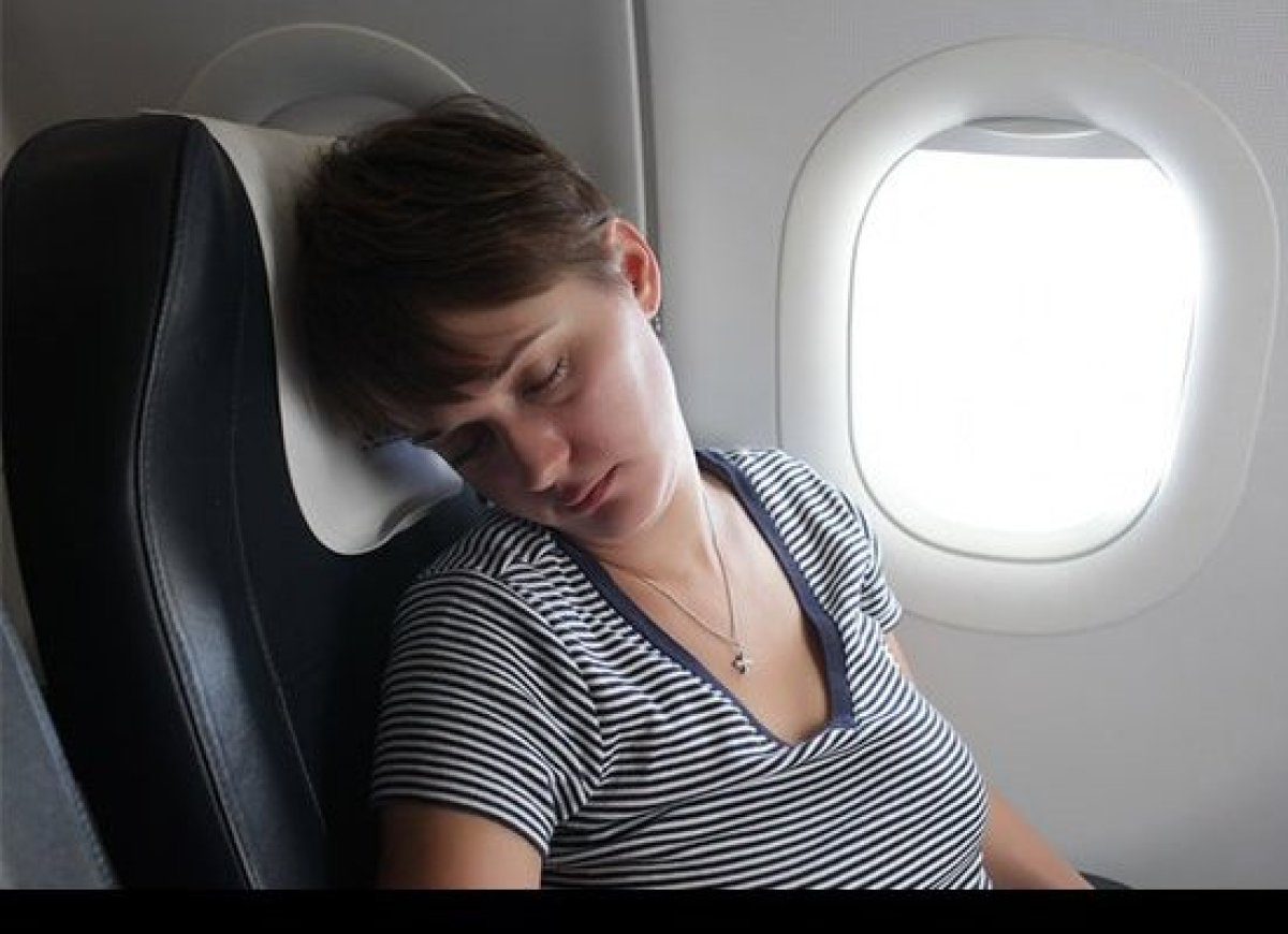 There are so many little ways you can create your own comfort aboard an aircraft, yet most people don't do it.  For maximum c