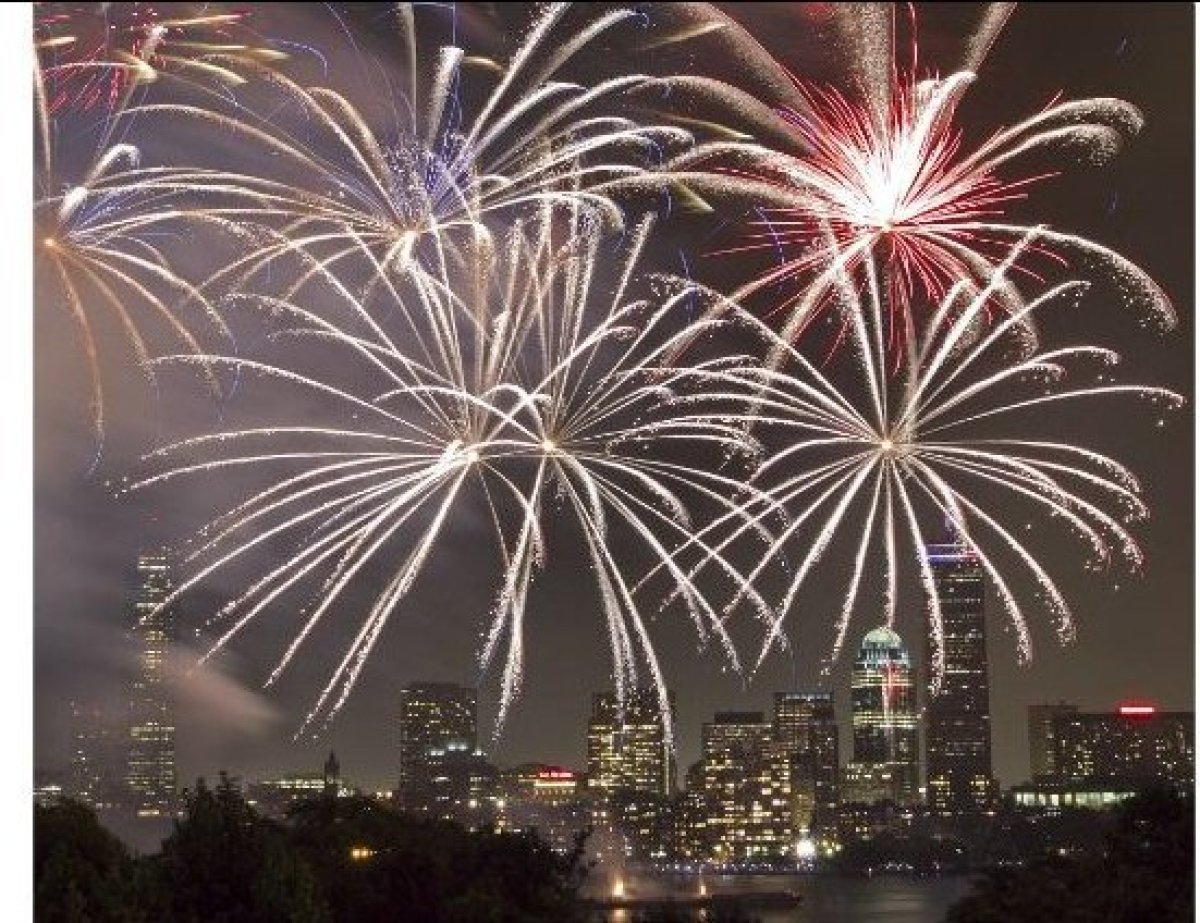 No Independence Day roundup would be complete without the Boston Pops Fireworks Spectacular. This classic American show began