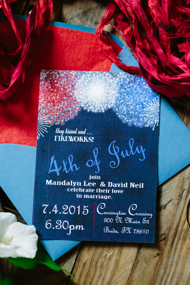 15 Festive Ideas For A July 4th Wedding Bash | HuffPost