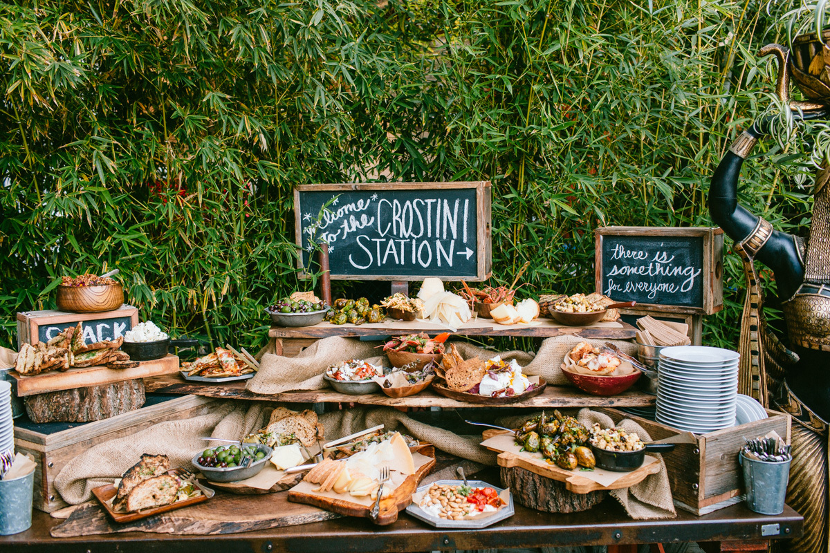 24 Unconventional Wedding Foods Your Guests Will Obsess Over ...