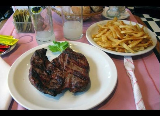 Eating this dish will not give anyone street cred with Argentinians, many of whom find it wanting for taste and texture, but