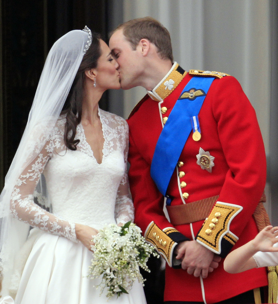 One of the most watched moments in television history was when the future king of England married his longtime love, Catherin