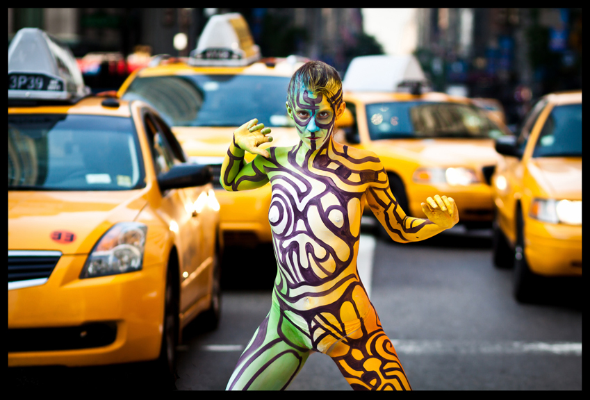 12 reasons to love nudity and celebrate nyc bodypainting for Craft fair nyc 2017