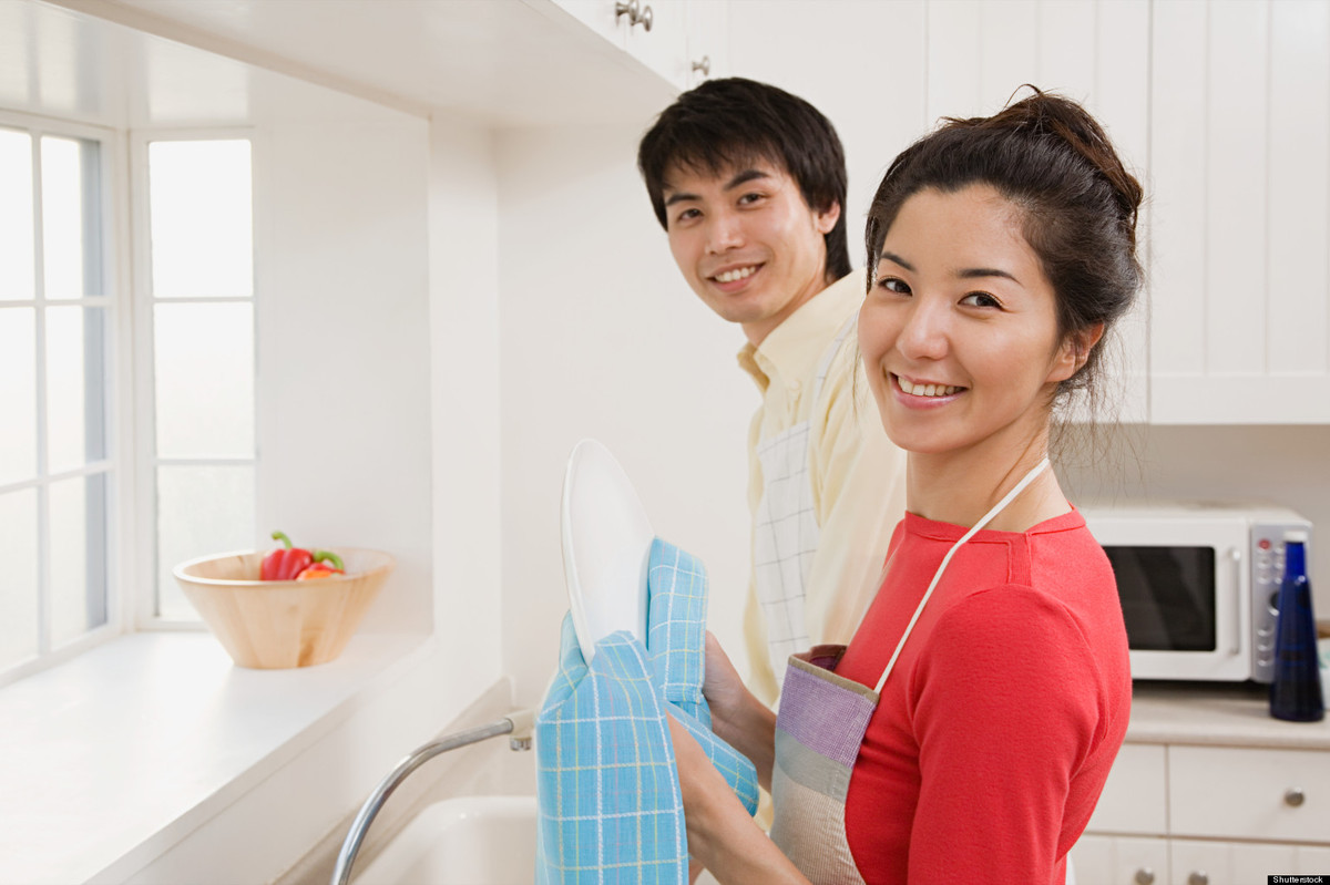 Splitting chores could lead to divorce? According to a Norwegian study released in August 2012, the divorce rate among couple