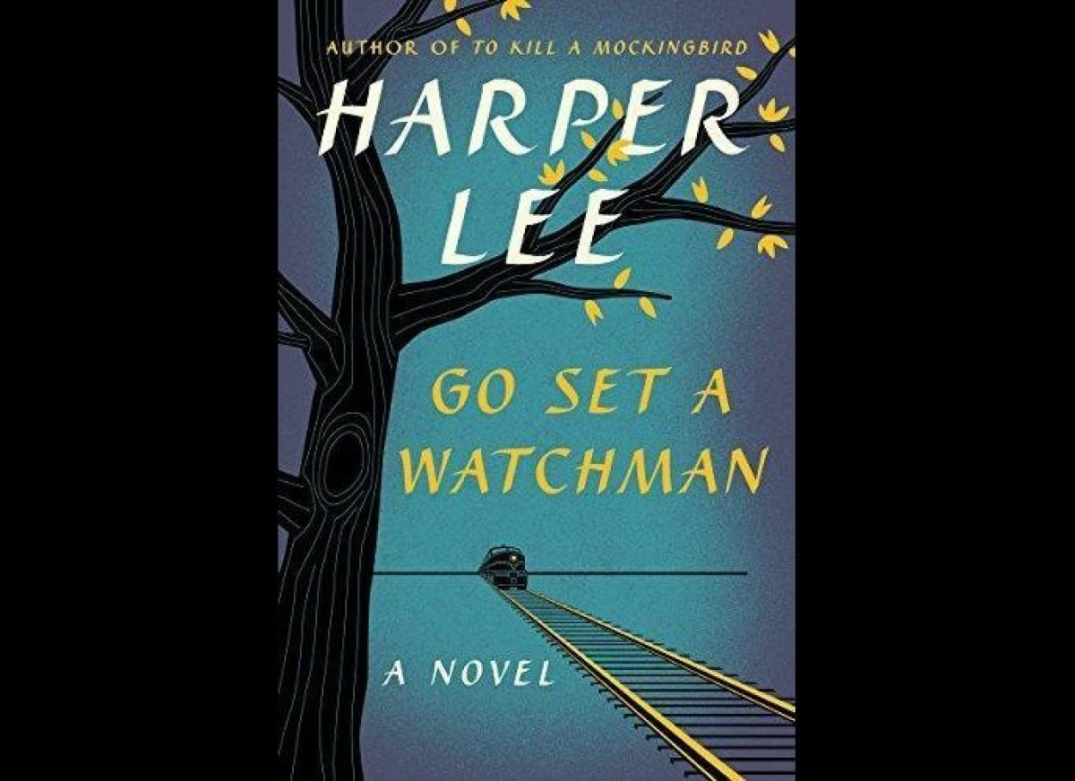"""""""It's not <em>To Kill a Mockingbird</em>, yes, but it's very much worth reading.""""  The long-awaited, much-discussed sequel"""