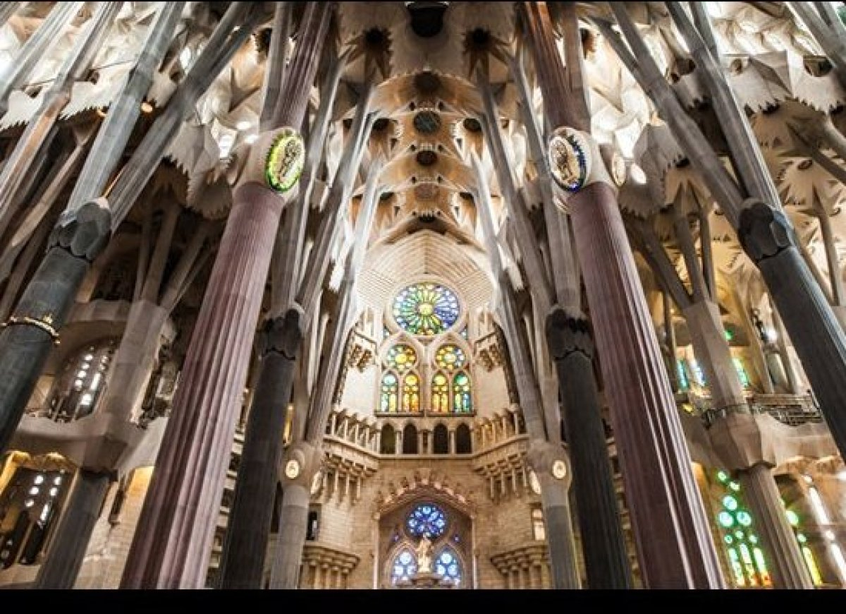 Gaudi's whimsical spirit still defines Barcelona nearly a century after the architect's death. Gufoni and Coch agree on their