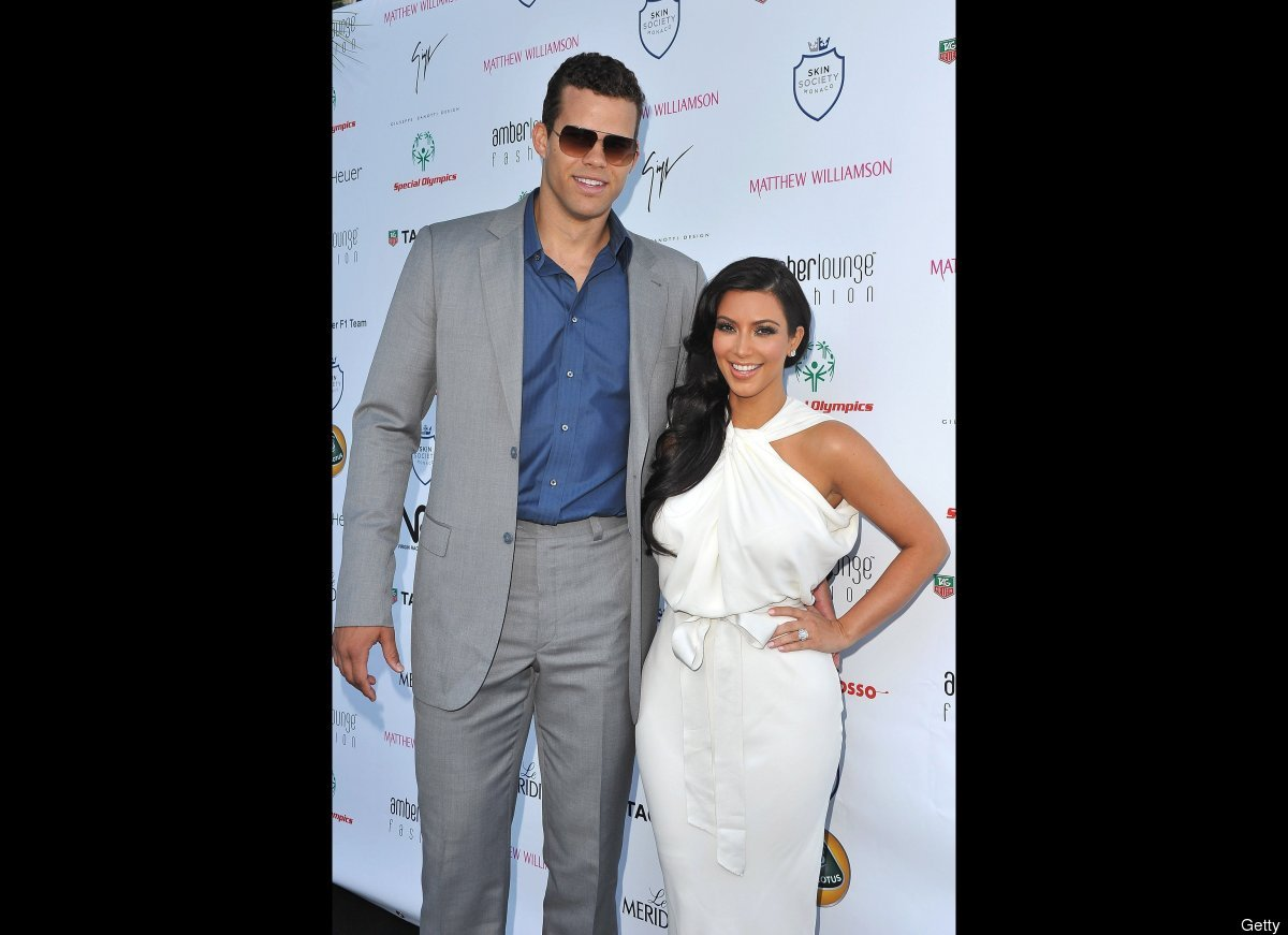 "Kardashian <a href=""http://www.huffingtonpost.com/2010/12/07/kim-kardashian-dating-kris-humphries_n_793278.html"" target=""_hpl"