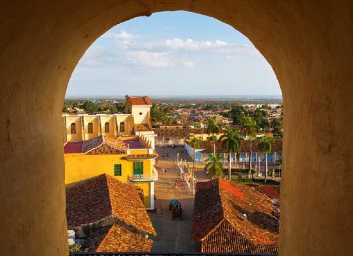 """With its restored colonial mansions, manicured plazas, and neoclassical palaces, <a href=""""http://www.fodors.com/world/caribbe"""