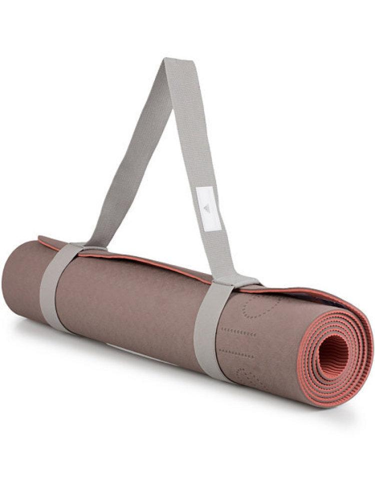 "<strong><a href=""https://trendysportsusa.com/product/adidas-by-stella-mccartney-yoga-mat-cement-grey"" target=""_hplink"">Adidas"