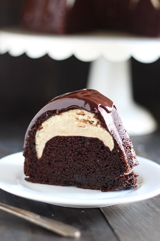 Ghirardelli Chocolate Bundt Cake Mix