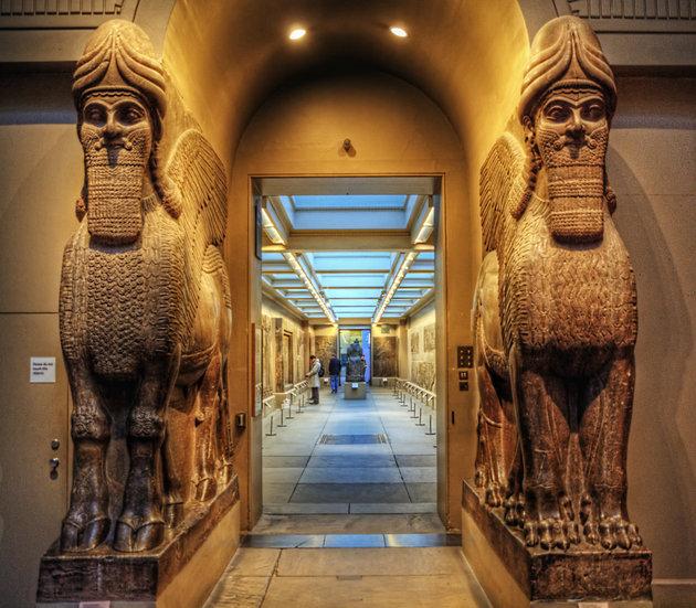 Una peregrinación para los amantes de la antigüedad. Muchos de los más grandes tesoros de Europa --y de hecho, del mundo-- ha
