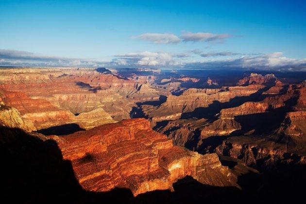 Mira hacia abajo a dos mil millones de años de tiempo geológico y verás por qué el profundo fenómeno de 277 millas de longitu