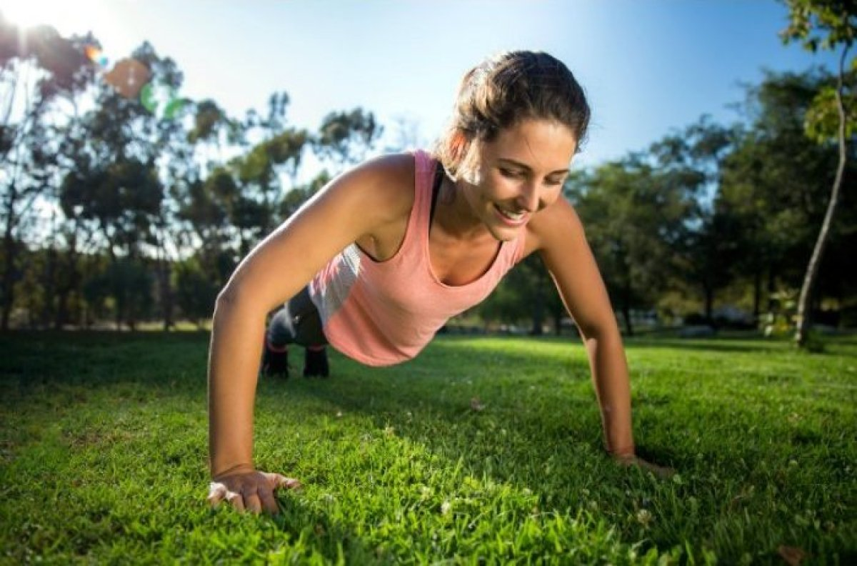 Tabata is a type of high-intensity interval training. A typical Tabata-style workout lasts for only four minutes, consisting
