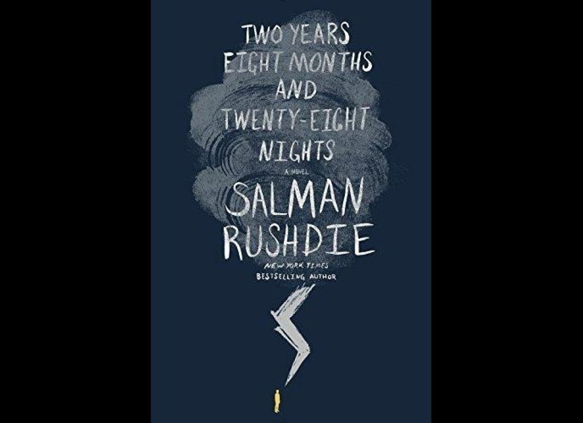 """""""Beguiling and astonishing, wonderful and wondrous. Rushdie at his best.""""  """"It's a terrible thing when one speaks metaphorica"""