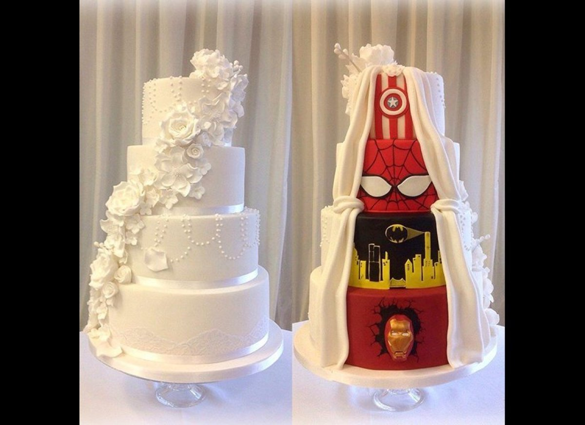 wedding cake maker ditch the fondant and make your own wedding cake 23114