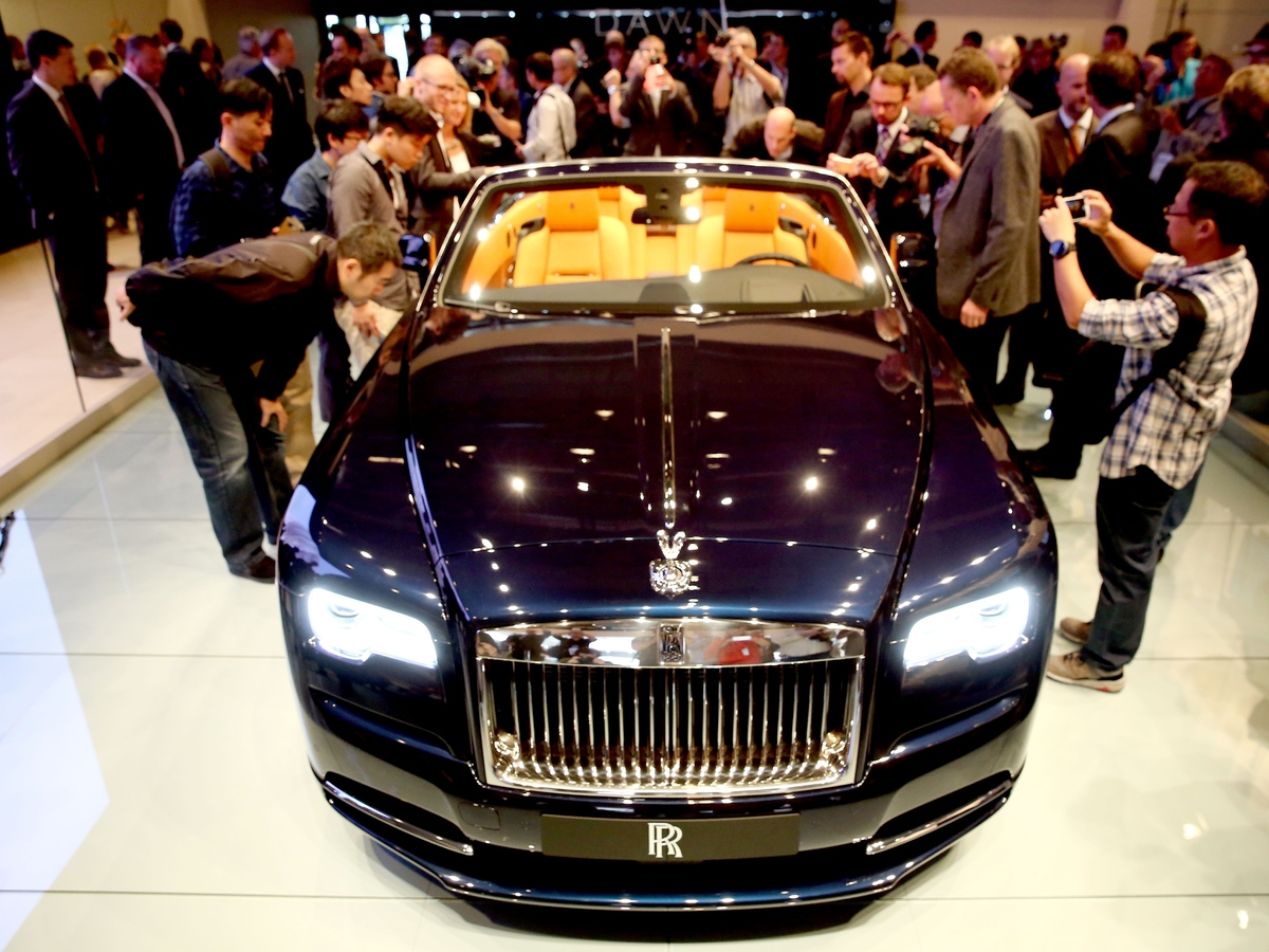 The company plans to sell the luxury vehicle at 2,77,000 Euro in Europe