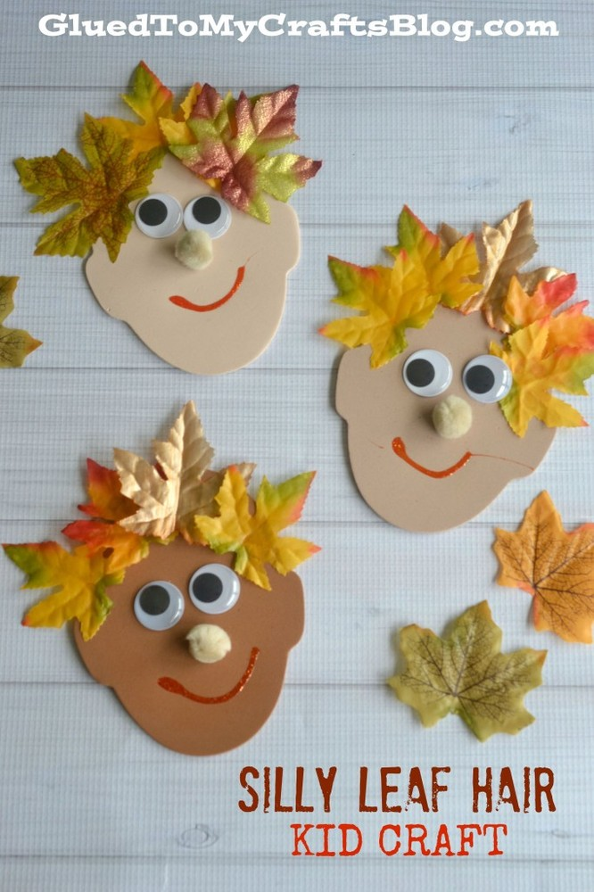 """Kids can create many different faces, emotions and hairstyles with this fun craft!  Get the instructions here: <a href=""""http:"""