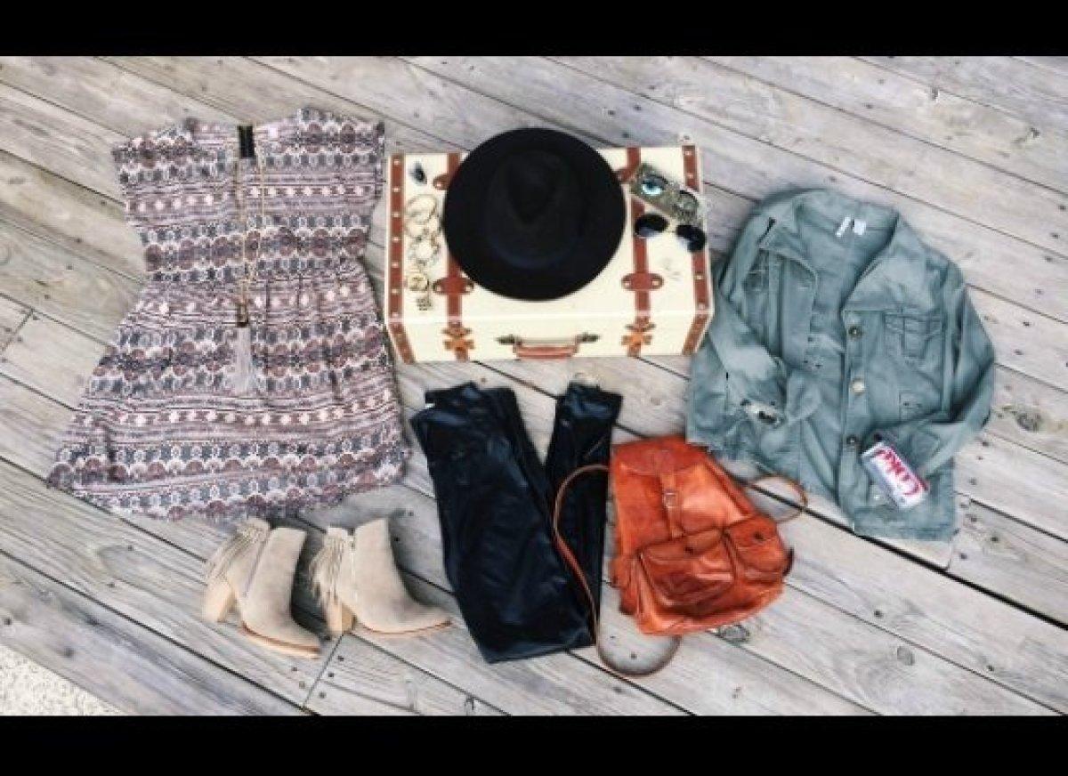 "<a href=""http://www.cheapflights.com"" target=""_hplink"">Cheapflights.com</a> reveal the secrets of packing like a fashionista"