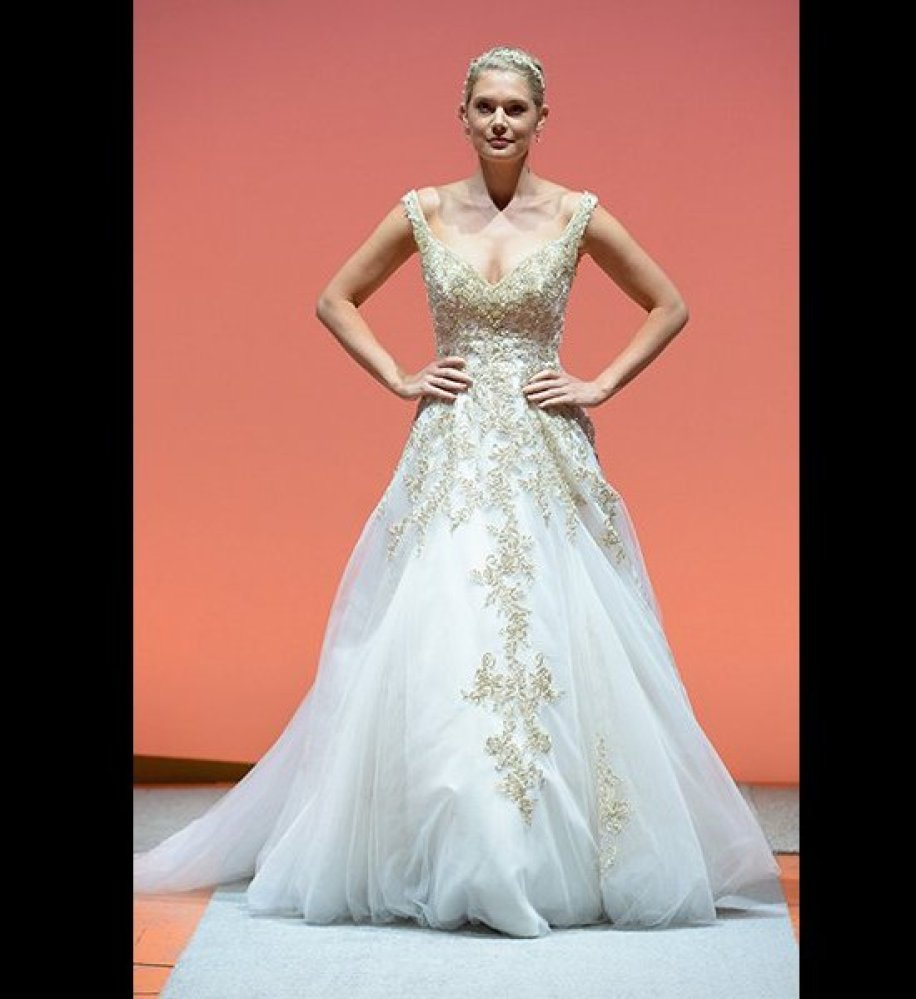 9 Wedding Gowns Inspired By Disney Princesses