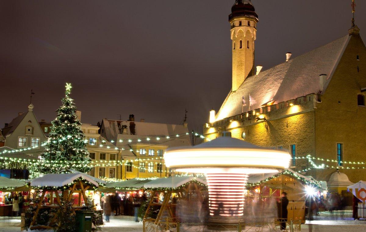 Vienna hotels fodor s - Eans Dreamstime Comwhere Tallinn Estonia Enter A True Winter Wonderland At The Tallinn Christmas Market Set In Tallinn S Picturesque Town Hall Square