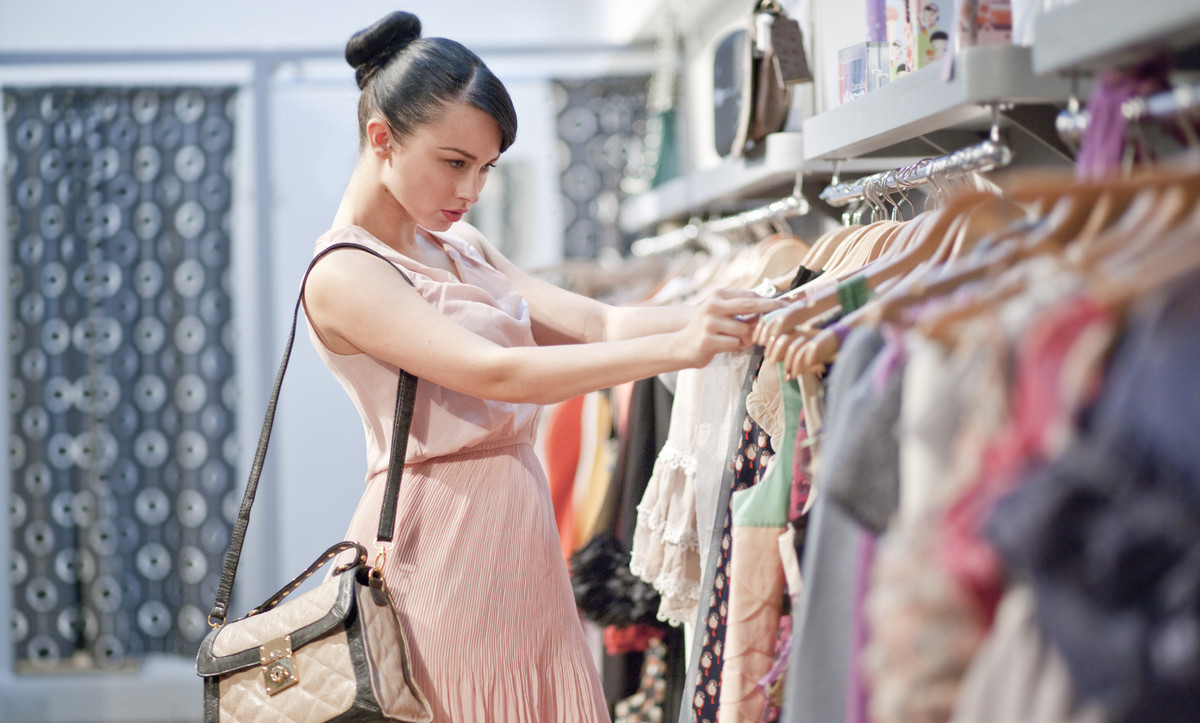 """Reduce your fashion carbon footprint by resisting the urge to buy on impulse. Avoid <a href=""""http://www.huffingtonpost.com/20"""