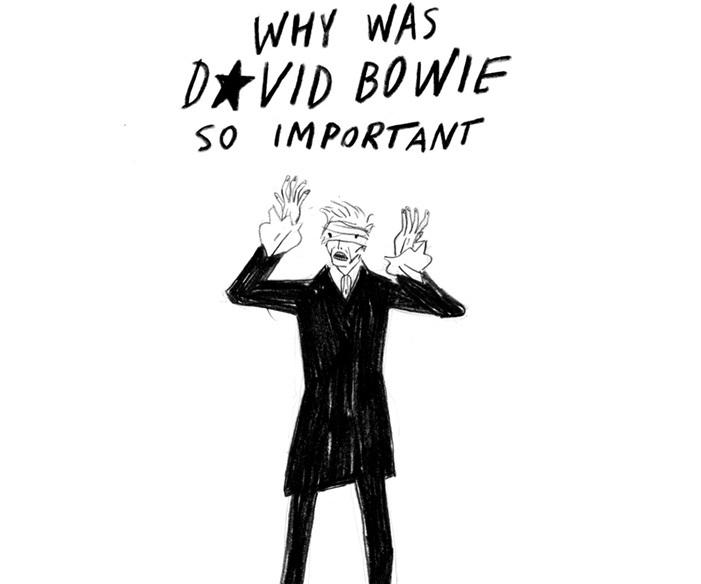 It's no secret that David Bowie had far-reaching cultural influence.