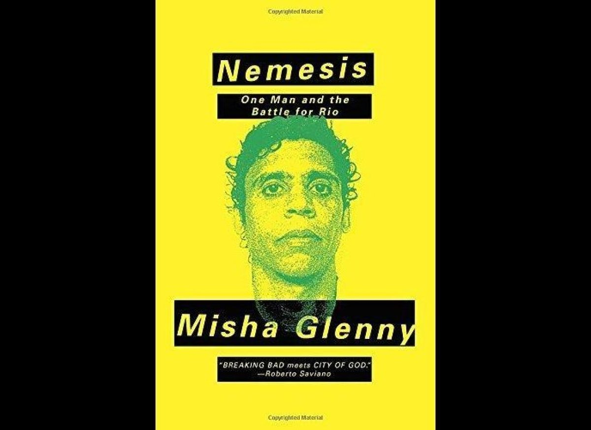 """""""Glenny does an admirable investigative job, delving deeply into the complicated causes and effects of Rio's drug trafficking"""