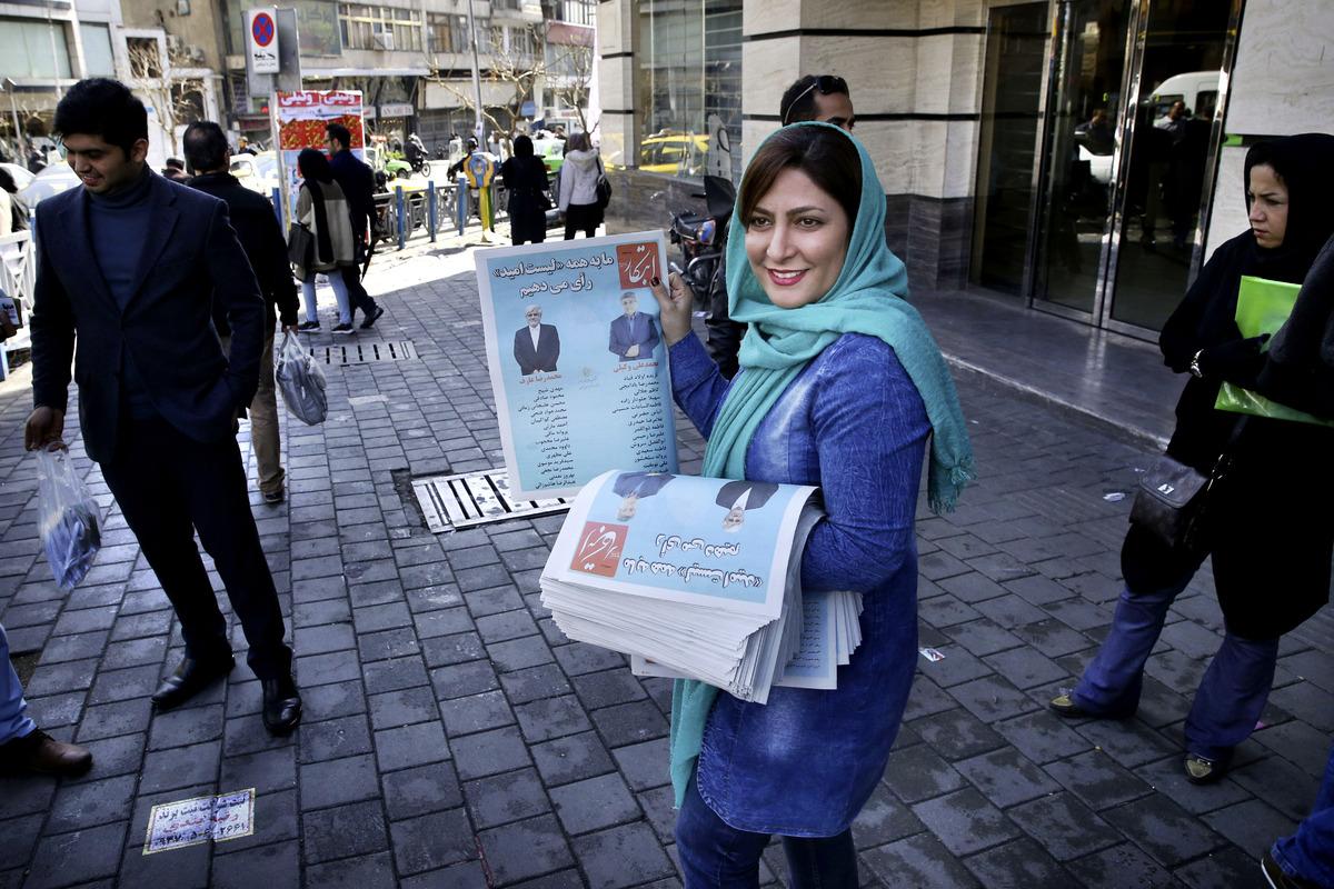 Vahid Salemi/AP