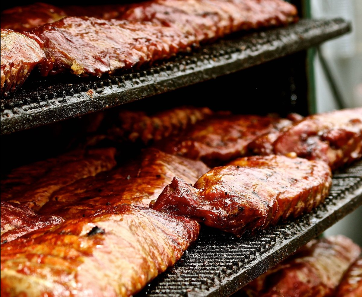 """The term """"Barbeque"""" is thought to date back to the Spanish term 'Barbacoa', the term the early Spaniards used to describe the"""