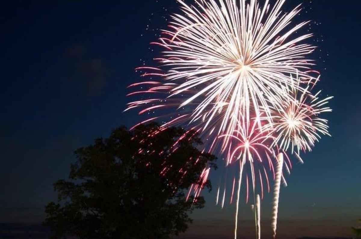 Myrtle Beach Fireworks Memorial Day