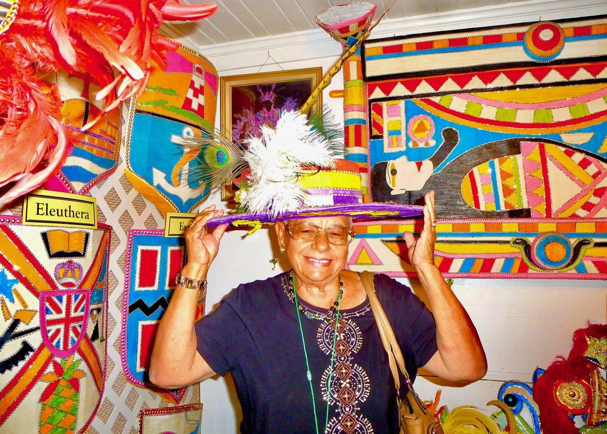 Junkanoo is a street parade celebration that Bahamians adore. (Dwight Brown)
