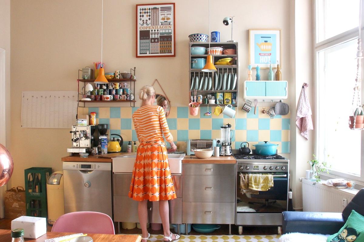 平日はシンプルな家事でいい。ストレスの少ない、ドイツの合理的な食生活