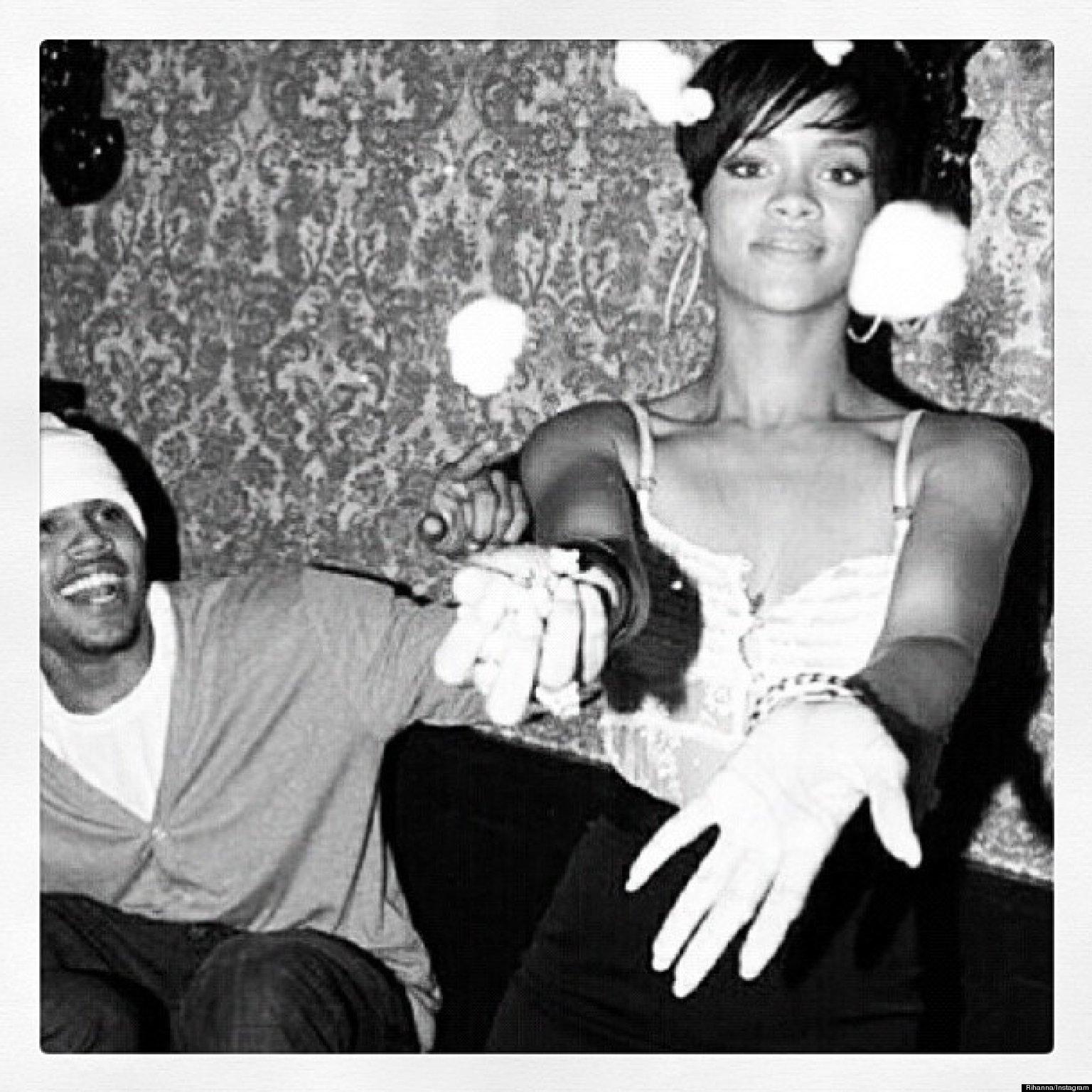 Rihanna Birthday Singer Turns 25 Today Photo Huffpost
