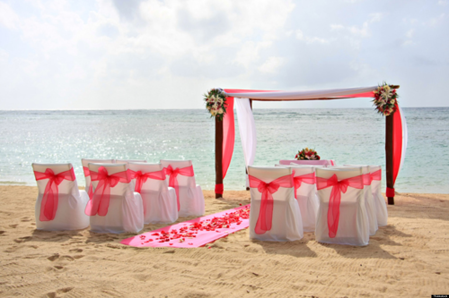 Tips for Planning a Beach Wedding | HuffPost