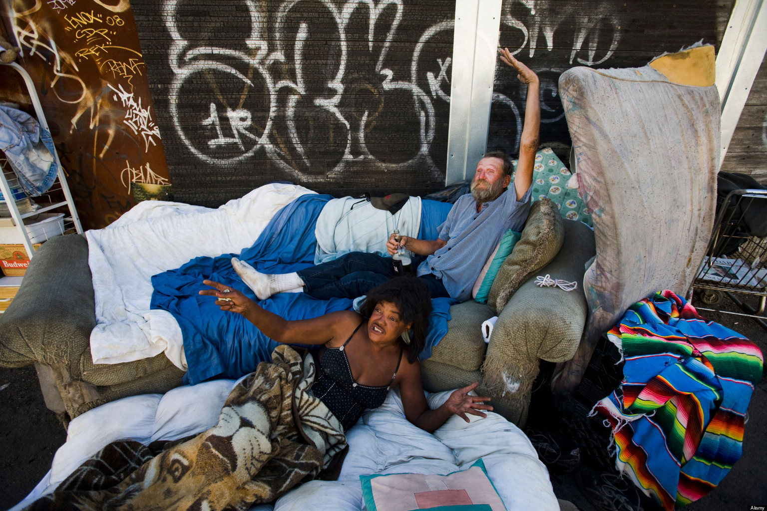 Tuberculosis Outbreak Among Homeless In Los Angeles, Calif ...