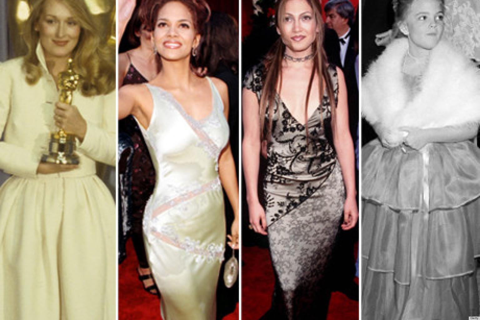 From Angelina Jolie To Jennifer Lopez, The Best Oscars ...