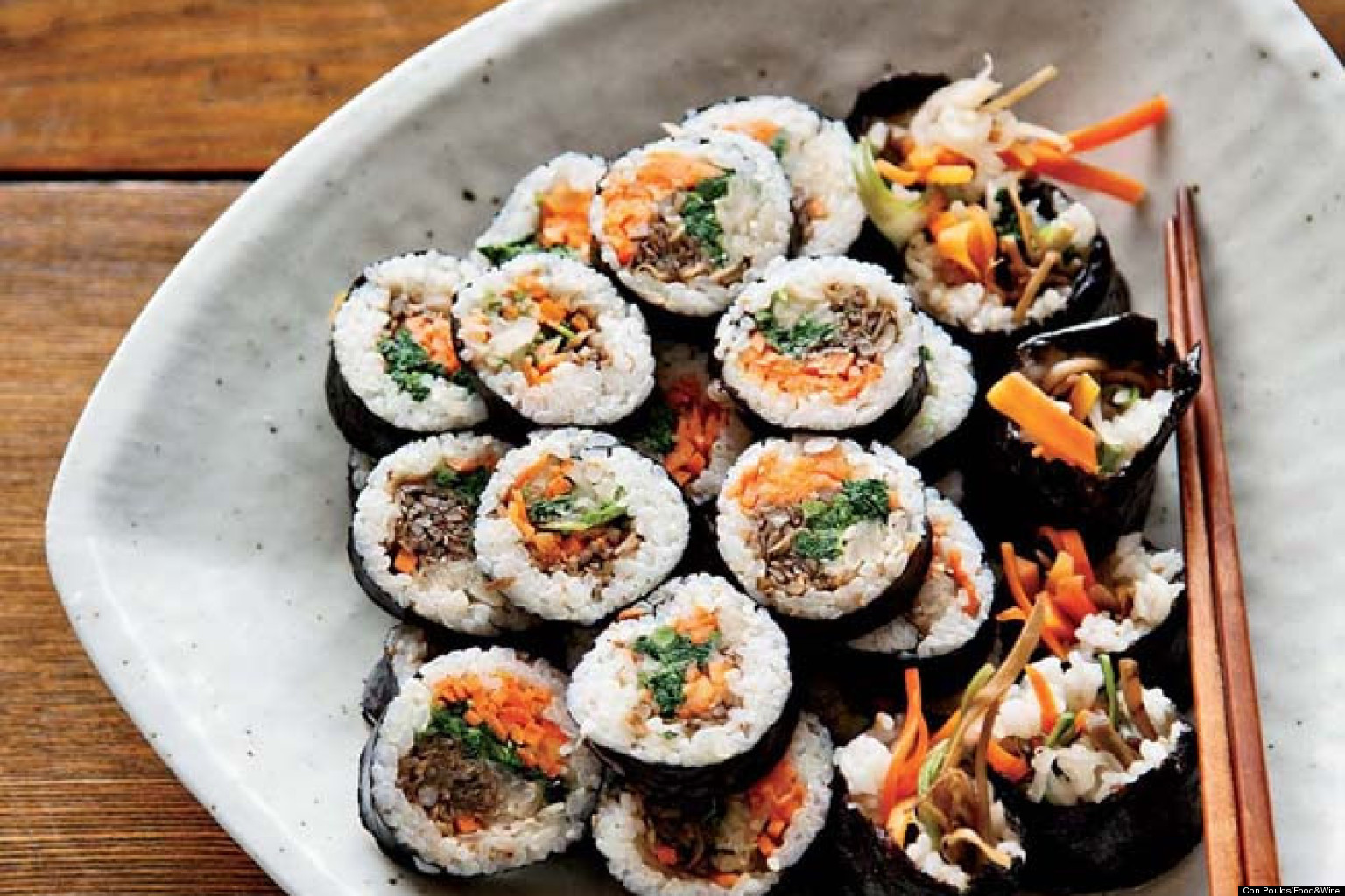 Recipe Of The Day: Sushi | HuffPost
