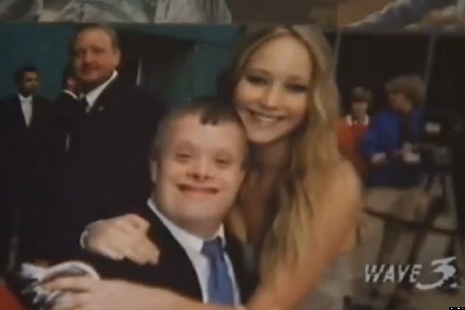 Jennifer Lawrence S Amazing Childhood Friendship With Andy