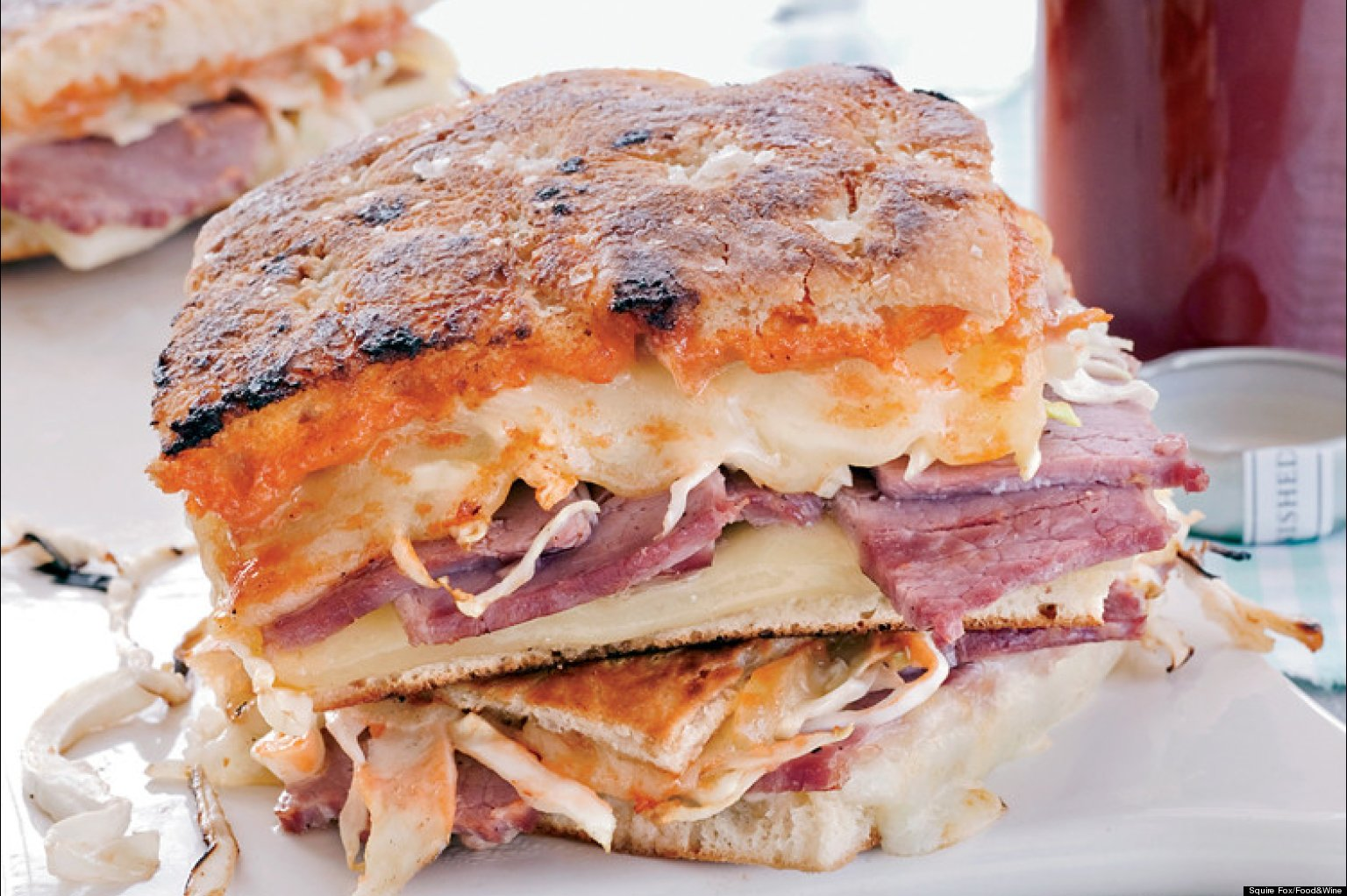 Reuben Sandwich: Twists On The Classic Recipe (PHOTOS ...